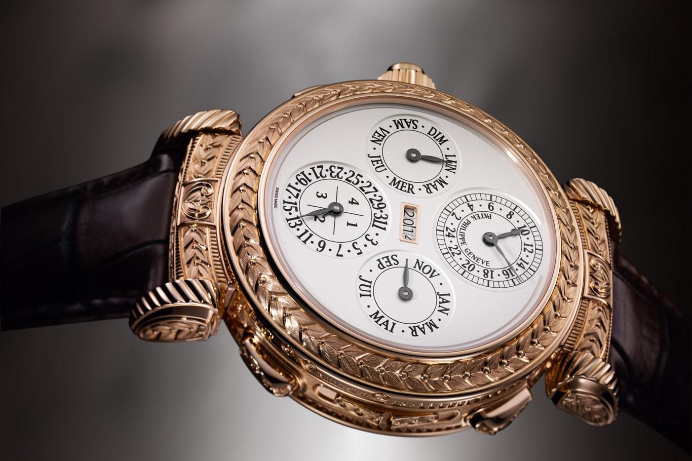 Những điều thú vị về đồng hồ Patek Philippe Grandmaster Chime