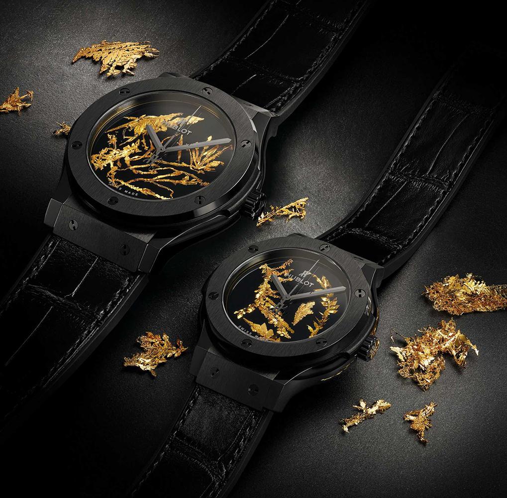 Tổng hợp các mẫu đồng hồ Hublot đẹp nhất năm 2020