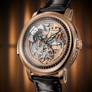 Giới thiệu đồng hồ Tourbillon 5303R Minute Repeater của Patek Philippe