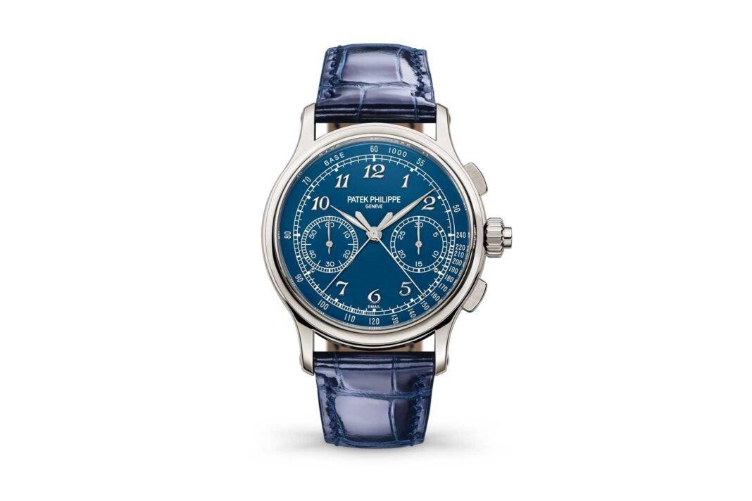 Chiêm ngưỡng siêu phẩm đồng hồ Patek Philippe 5370 đẳng cấp