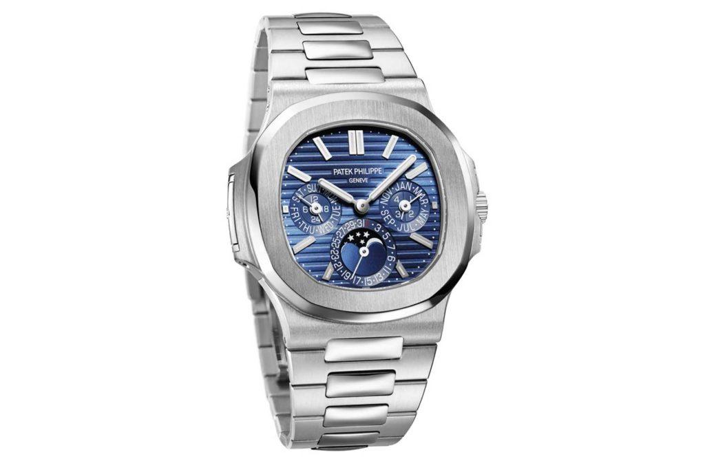 Ngắm nhìn đồng hồ Patek Philippe Nautilus Perpetual Calendar Ref. 5740 / 1G