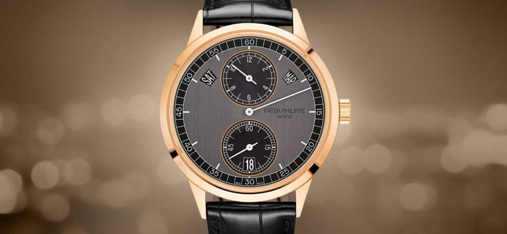 Review chi tiết đồng hồ Patek Philippe Ref. 5235R