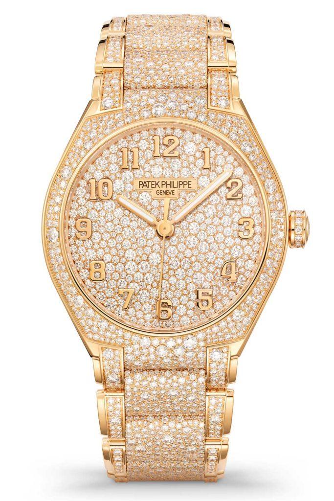 Những chiếc đồng hồ Patek Philippe nữ đẹp và quý phái nhất!