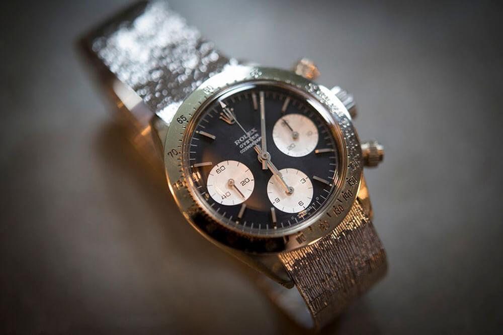 Đồng hồ Rolex Daytona ref. 6265 đặc biệt như thế nào?