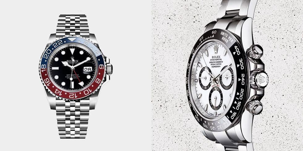 5 bộ sưu tập đồng hồ Rolex đỉnh cao nhất định bạn không nên bỏ qua!