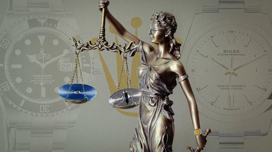 Tìm hiểu về lò xo cân bằng trong bộ máy đồng hồ Rolex