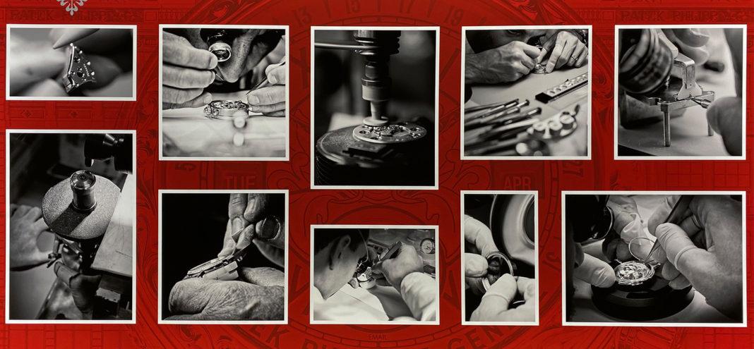 Những yếu tố nào tạo nên Triển lãm nghệ thuật đồng hồ Patek Philippe?