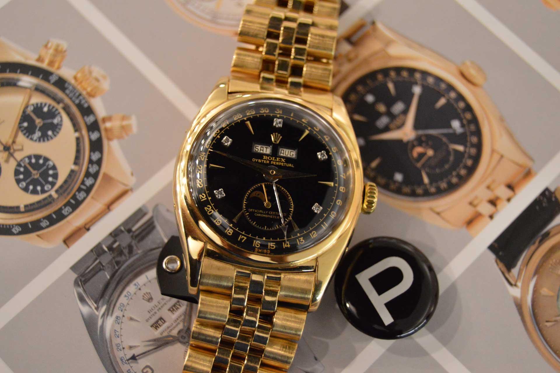 Tổng hợp những chiếc đồng hồ Rolex bằng vàng giá trị và đẳng cấp nhất
