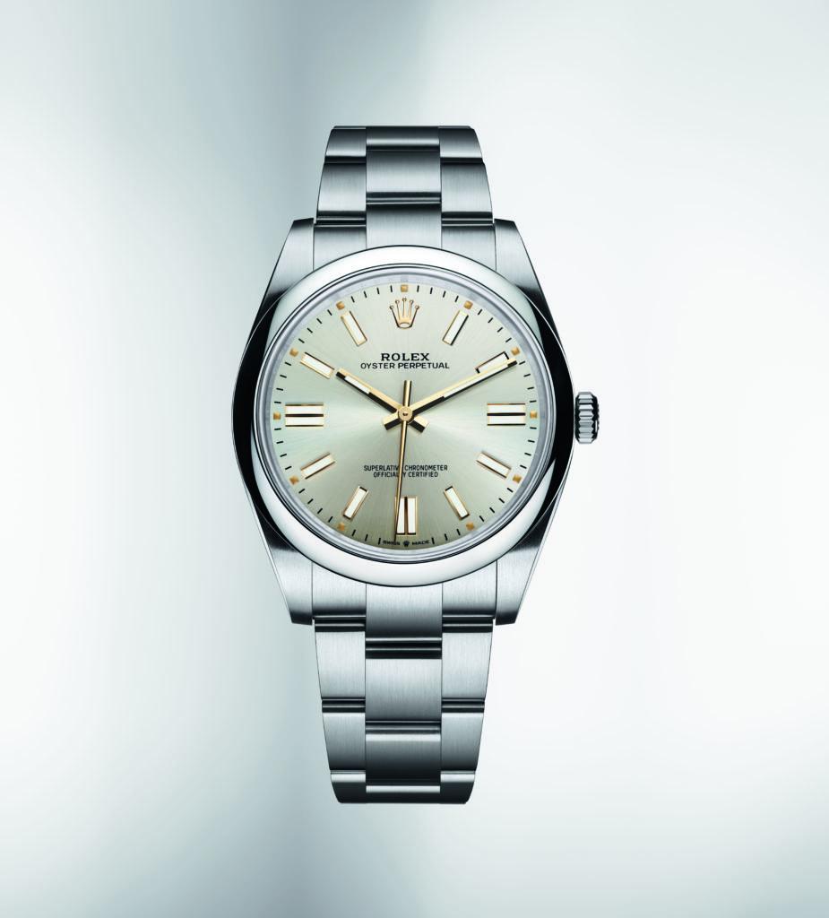 Chiêm ngưỡng bộ sưu tập Rolex Oyster Perpetual 2020