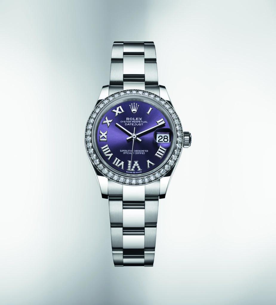 Review phiên bản đồng hồ Rolex Oyster Perpetual Datejust 31 mới nhất