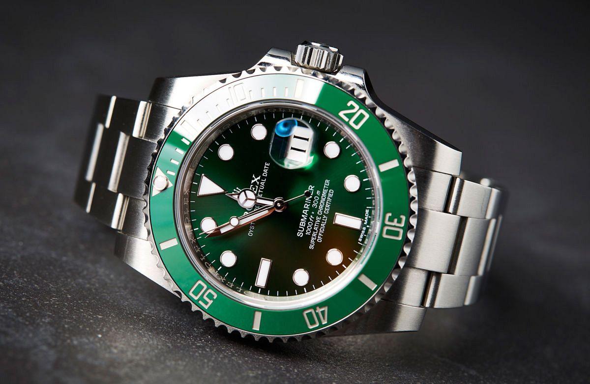 """Vì sao đồng hồ Rolex """"Hulk"""" Submariner được yêu thích?"""
