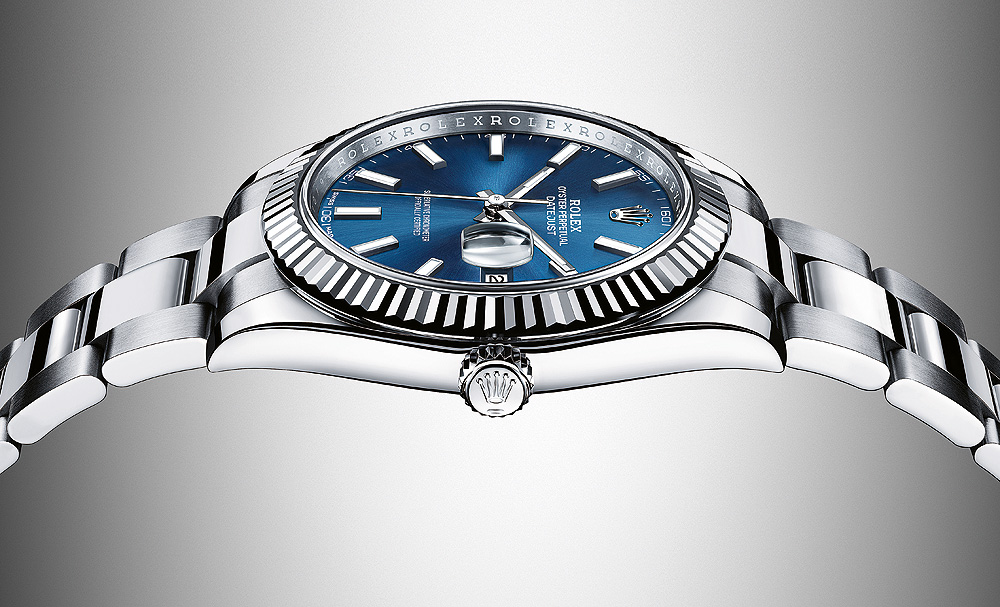 Sự phát triển về thiết kế trong những chiếc đồng hồ Rolex Datejust