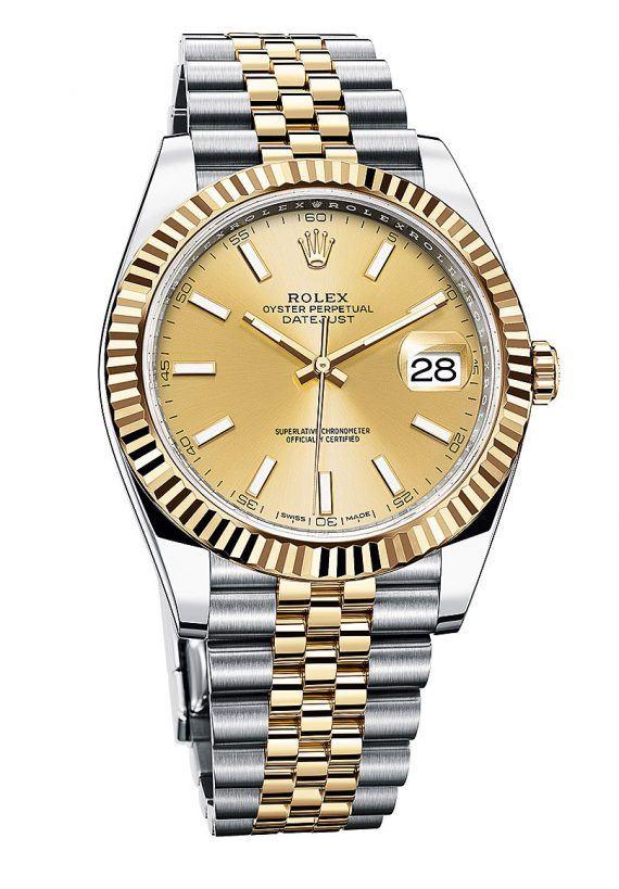 Những điều đặc biệt trong thiết kế của đồng hồ Rolex