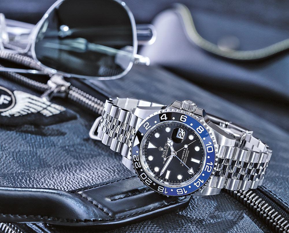 Ra mắt siêu phẩm đồng hồ Rolex GMT – Master II