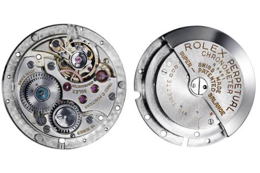 Điểm danh những bộ máy đỉnh cao ẩn trong đồng hồ Rolex