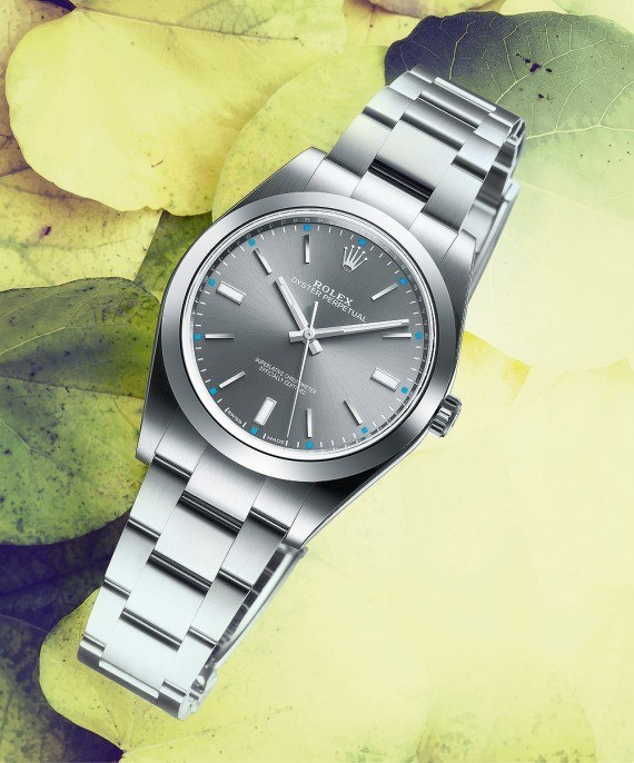 Những điều đặc biệt trong chiếc đồng hồ Rolex Oyster Perpetual 39