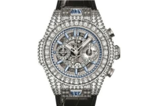 Đồng hồ Hublot Big Bang Unico Haute Joaillerie nạm kim cương