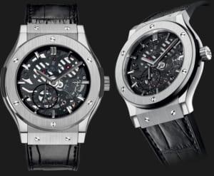 Giới thiệu đồng hồ Hublot Classic Fusion Extra tại BaselWorld