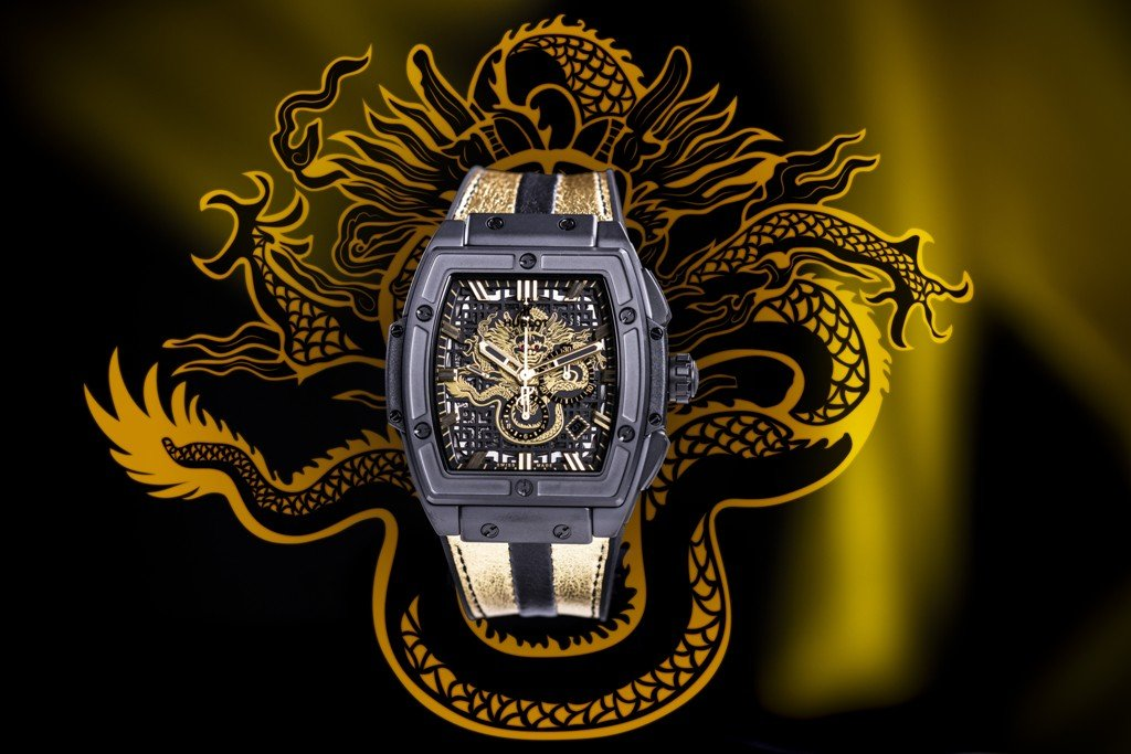 Đồng hồ Hublot Spirit of Big Bang Bruce Lee Limited Edition