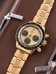 Những chiếc đồng hồ Rolex trong cuộc đấu giá La Reserve ở Geneva