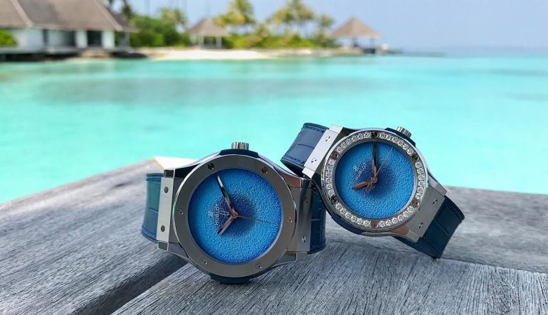 Ngắm nhìn đồng hồ Hublot Classic Fusion Special Edition phiên bản giới hạn
