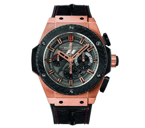 Đồng hồ Hublot F1 King Power được ra mắt tại Anh Quốc