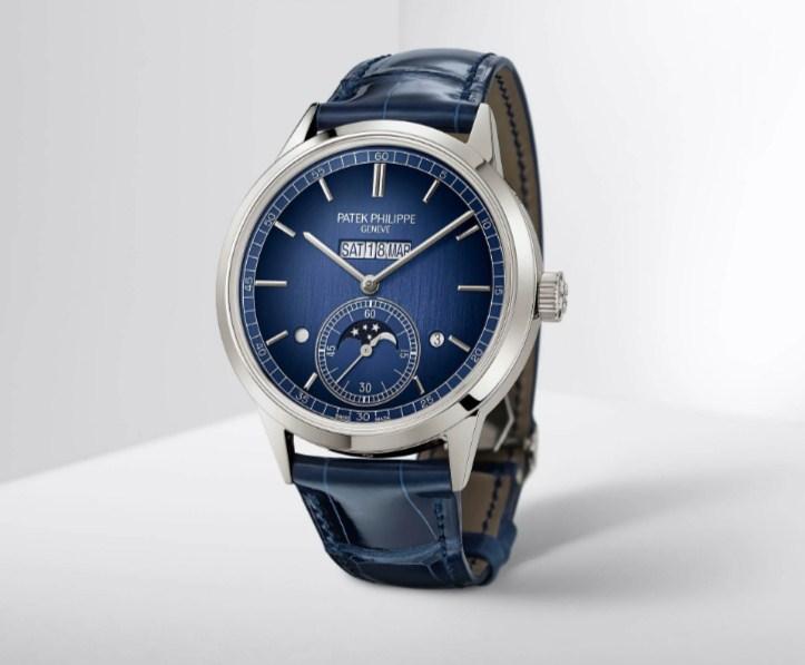 Chiếc đồng hồ lịch vạn niên Patek Philippe Ref. 5236P-001