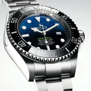 Đồng hồ Rolex Oyster Perpetual Deepsea Sea-Dweller Ref. 126660