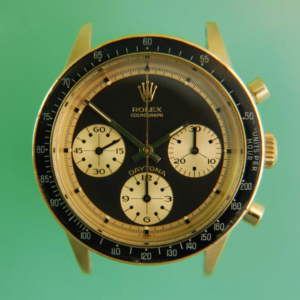 Review chiếc đồng hồ Rolex Paul Newman Daytona Ref. 6241
