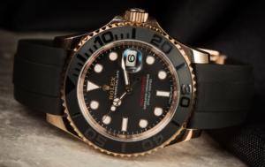 Đồng hồ nữ Rolex dây da chính hãng