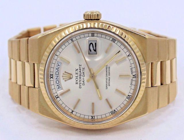 Đồng hồ Rolex Quartz giá bao nhiêu?