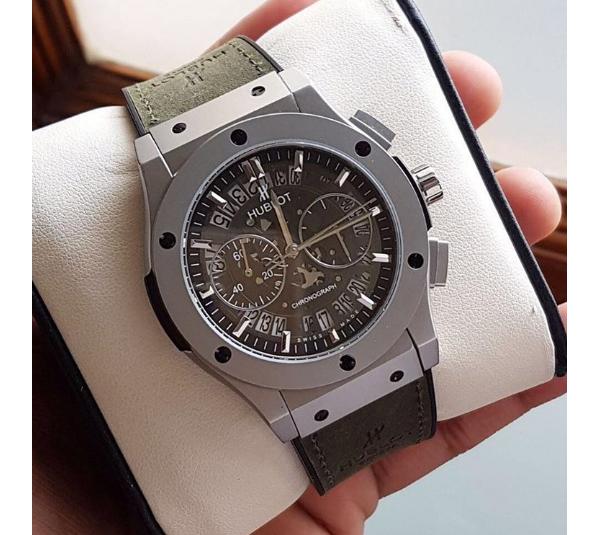 Đồng hồ Hublot cơ có đáng mua như thế?