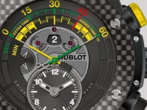 Hublot Big Bang Unico Bi-Retrograde Chrono – Chiếc đồng hồ của Fifa World Cup