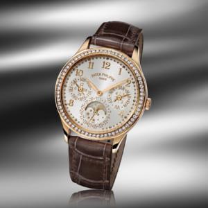 Đồng hồ Patek Philippe Ladies First Perpetual Calendar – đốn tim phái đẹp