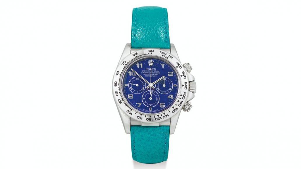 Đồng hồ Rolex Cosmograph Daytona mặt số Lapis Lazuli