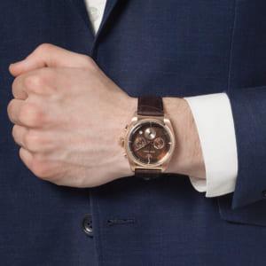 Bật mí 3 cách đeo đồng hồ đẳng cấp bạn không thể bỏ qua