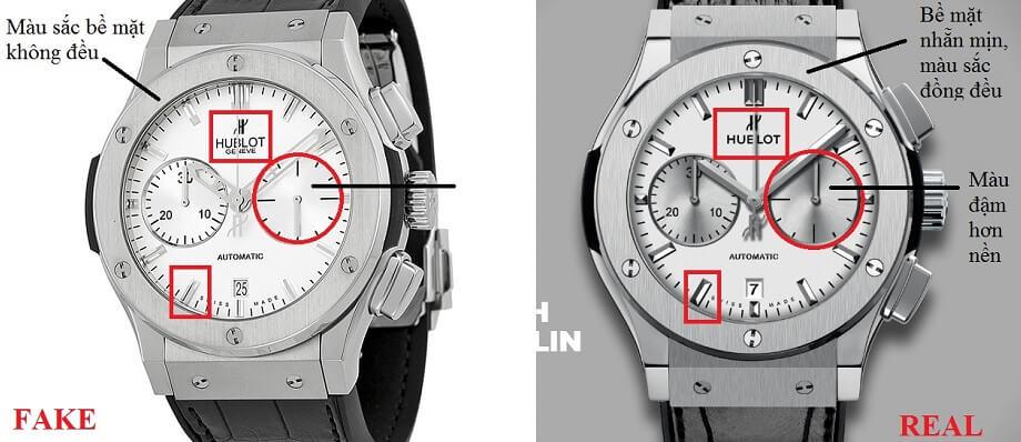 Mách bạn 3 cách nhận biết đồng hồ Hublot chính hãng hiệu quả nhất