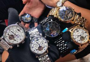 Đồng hồ Patek Philippe cũ – Lựa chọn của tầng lớp bình dân