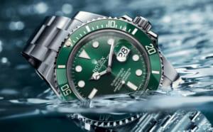 [GIẢI ĐÁP THẮC MẮC] Đồng hồ Rolex có chống nước không?