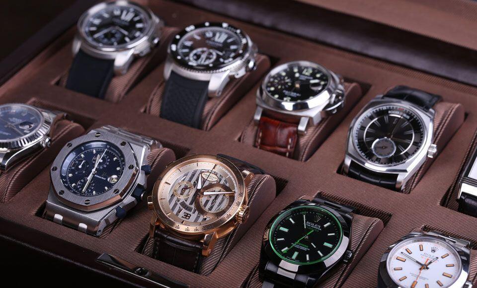 Chia sẻ kinh nghiệm mua đồng hồ Thụy Sỹ tốt nhất!