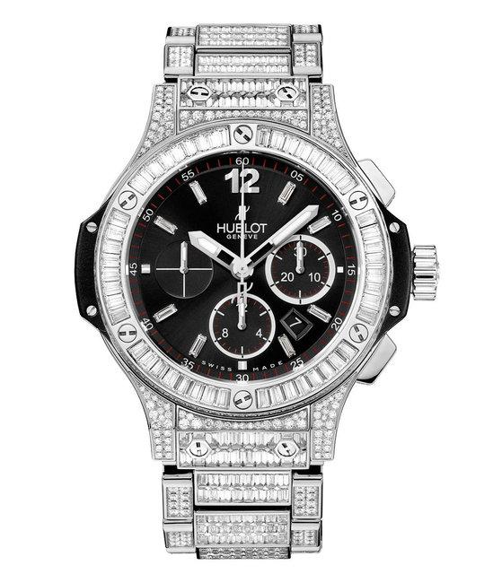 Giới thiệu đồng hồ Hublot Baby Million với kim cương lấp lánh