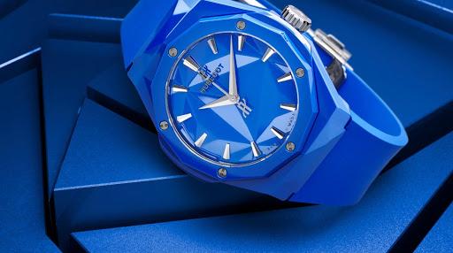 Giới thiệu đồng hồ Hublot Classic Fusion 40mm Orlinski Edition