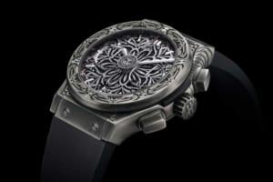 Chiêm ngưỡng đồng hồ Hublot Classic Fusion Chronograph Shepard Fairey
