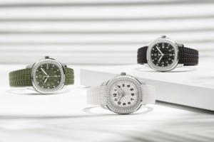 Bộ sưu tập đồng hồ thạch anh Patek Philippe Aquanaut đỉnh cao