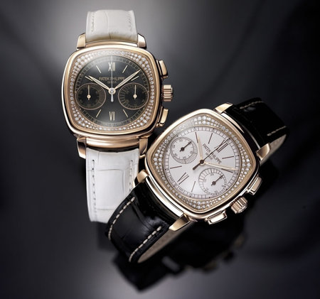 Review đồng hồ Patek Philippe First Ladies Chronograph Ref. 70171 R