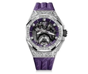 Lạ mắt với những chiếc đồng hồ Rolex Avengers Tourbillon!