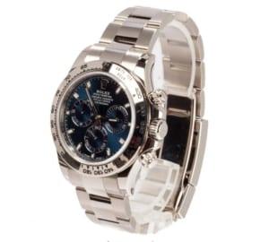 Ra mắt đồng hồ Rolex Cosmograph Daytona 116509 White Gold Oyster