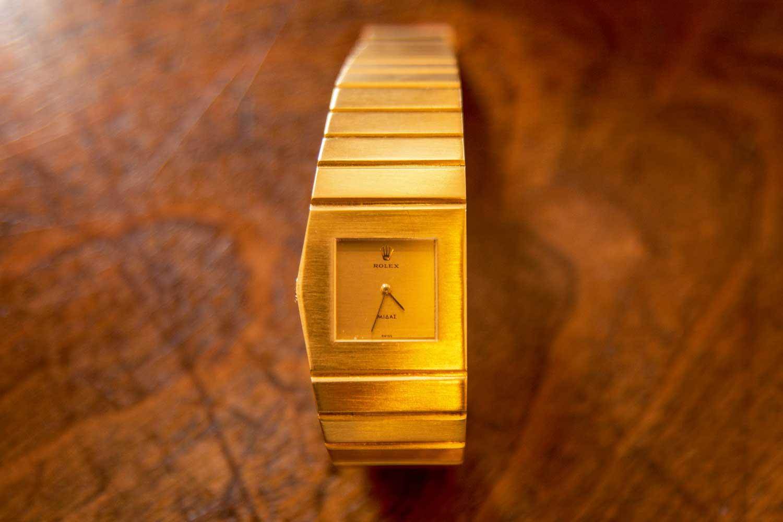 Giá trị đặc biệt của chiếc đồng hồ Rolex King Midas