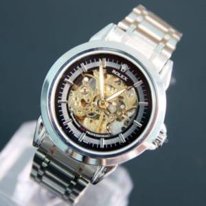 Sự thật đằng sau đồng hồ Rolex cơ lộ máy có mặt trên thị trường