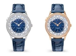Điểm danh những phiên bản đồng hồ Patek Philippe đặc biệt tại New York